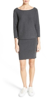 Women's Soft Joie Arayna Blouson Sweater Dress $248 thestylecure.com