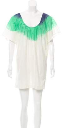 Manoush Tie-Dye Mini Dress