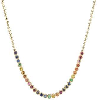 ARK Fine Jewelry Lakshmi Rainbow Necklace