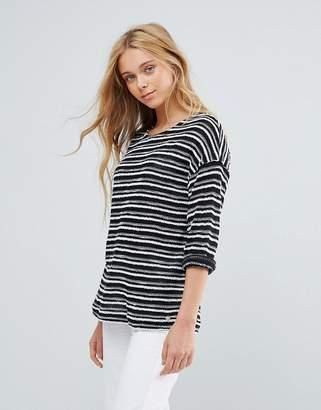 Pepe Jeans Knit Stripe T-Shirt