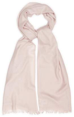 Reiss Our last order date for Christmas has now passed FLORA LIGHTWEIGHT PASHMINA Blossom