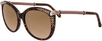 Roberto Cavalli Women's Rc979s 57Mm Sunglasses