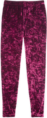 Epic Threads Big Girls Velvet Leggings