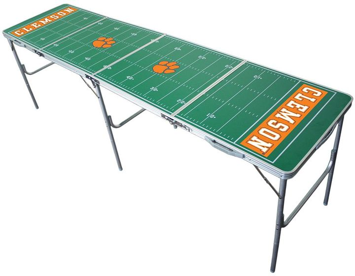 Tailgate Clemson Tigers Table
