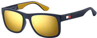 Tommy Hilfiger Essential-Pure 56mm Square Sunglasses