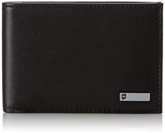 Victorinox Men's Altius 3.0 Moritz Leather Slim Bi-Fold Wallet