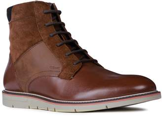 Geox Uvet Lace-Up Boot