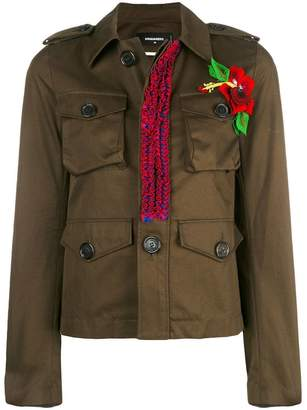 DSQUARED2 '50s scout jacket