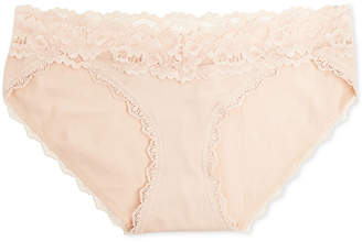 Jessica Simpson Maternity Lace-Trim Brief