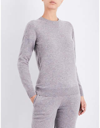 Sunspel Relaxed-fit lambswool lounge jumper $179 thestylecure.com