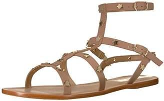 Kaanas Women's Lapa Embellished Gladiator Flat Sandal