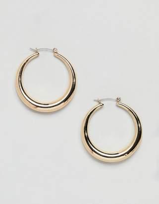 Pieces hoop earrings