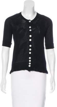 Louis Vuitton Cashmere Button-Up Cardigan