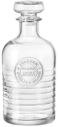 Bormioli Officina 1825 Decanter Spirit Bottle