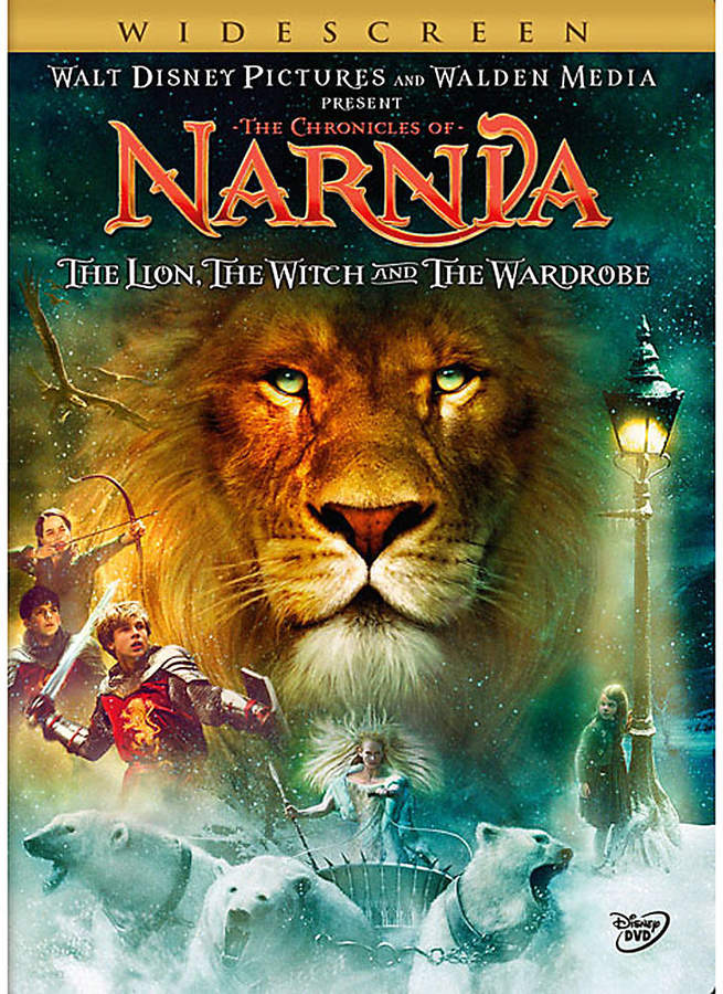 Disney The Chronicles of Narnia: The Lion, the Witch and the Wardrobe DVD - Widescreen