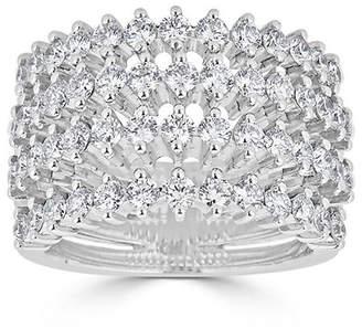 Saks Fifth Avenue Ideal-Cut Diamond & 14K Ring