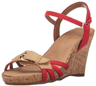 Aerosoles Women's Plush Around Wedge Sandal