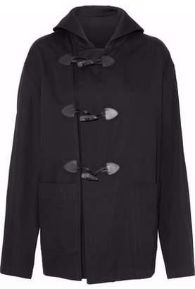 Maison Margiela Cotton-Gabardine Coat