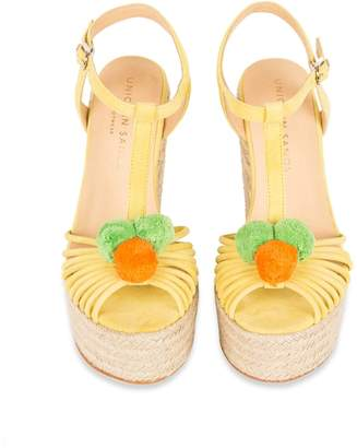 Unicorn Sands - Tropicana Wedge Espadrilles
