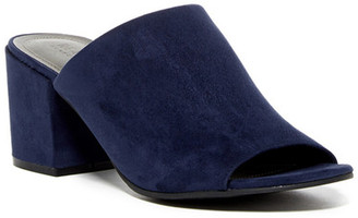 Kenneth Cole Reaction Vee Ring Mule $79 thestylecure.com