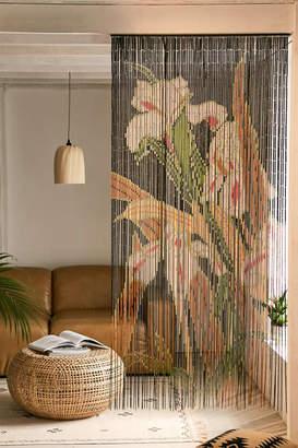 Iris Bamboo Beaded Curtain