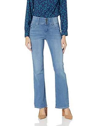 Laurie Felt Women's Curve Silky Denim Boot Cut Jeans