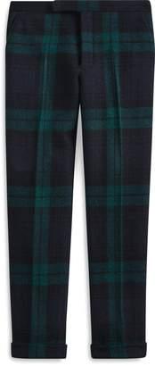 Ralph Lauren Polo Tartan Wool Twill Trouser