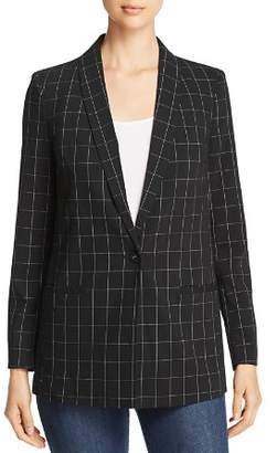 Vero Moda Windowpane-Check Blazer