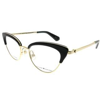 Kate Spade new york Jailyn 807 Plastic Cat-Eye Eyeglasses 50mm