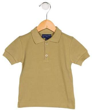 Papo d'Anjo Boys' Polo Shirt w/ Tags