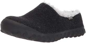 Bogs Women's Bmoc Slip on Wool Snow Boot