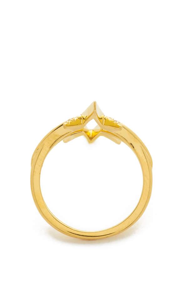 Elizabeth and James Astral Ring