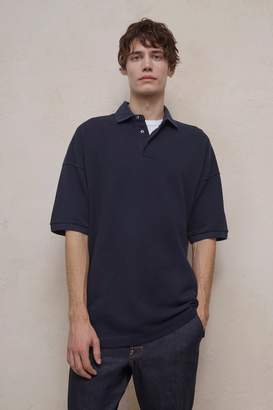 French Connection Oversized Polo Shirt