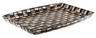 R & Y Augousti R&Y Augousti Inlaid Shell Tray
