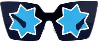 Linda Farrow Markus Lupfer 10 C4 special sunglasses