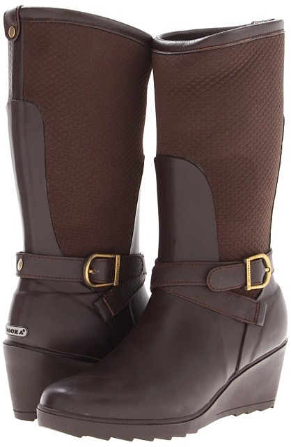 Chooka Chooka Seville Wedge Rainboot
