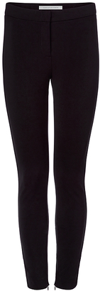 Ebony Neoprene Skinny Pant $248 thestylecure.com