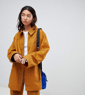 0caeaa8297 Weekday Yellow Jackets For Women - ShopStyle UK