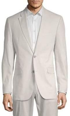 Tommy Hilfiger Stretch Cotton Stripe Sport Jacket