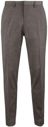 Burton Mens Tapered Fit Stretch Trousers