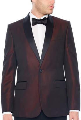 Jf J.Ferrar Classic Fit Tuxedo Jacket