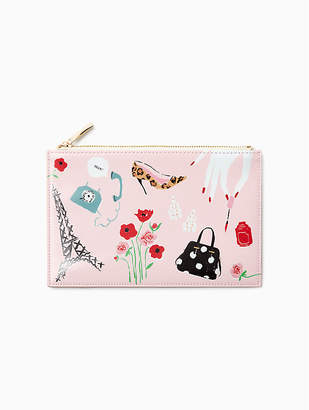 Kate Spade Paris Pencil Pouch