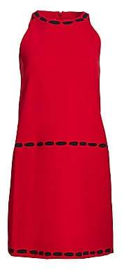 Moschino Women's Trompe L'Oeil Shift Dress