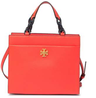 Tory Burch Kira Leather Small Shoulder Bag Tote