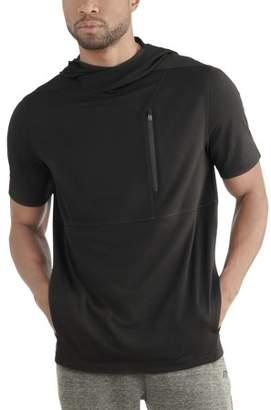 Russell Men's Short Sleeve Hoodie