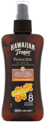 Hawaiian Tropic Spray Oil SPF8 200ml