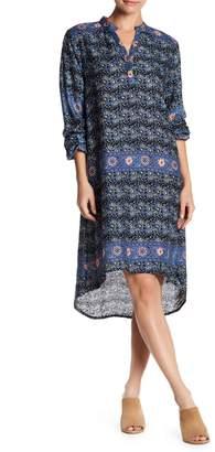 Raga Batik Print Shirtdress