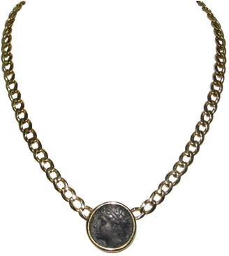 Bulgari Monete yellow gold necklace
