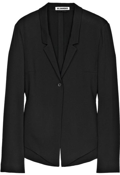 Jil Sander Canaletto paneled jacket