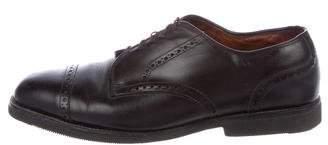 Allen Edmonds Brogue Derby Shoes